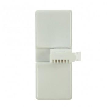 White Telephone Socket Doubler