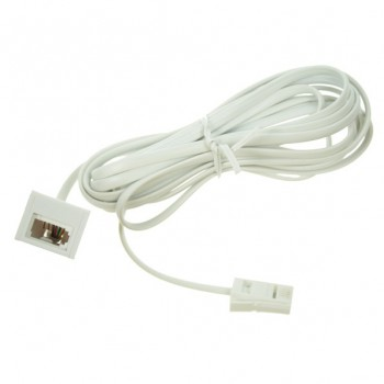 Telephone Extension Lead 3 Metre