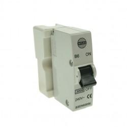 Wylex 6amp Plug-in MCB