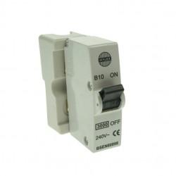 Wylex 10amp Plug-in MCB