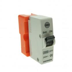 Wylex 40amp Plug-in MCB