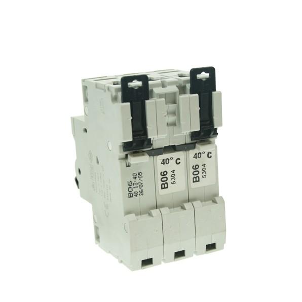 MEM 6 Amp B Type Three Phase MCB at UK Electrical Supplies.