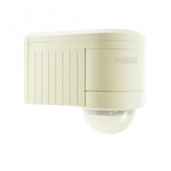Steinel 240 Degrees White Motion Detector