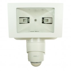 Steinel 150w White Sensor-Switched Halogen Light