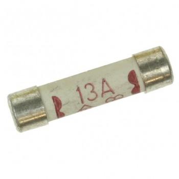 10 Ceramic 13 Amp Plug Fuses
