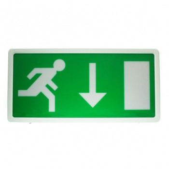 Emergency 8 Watt Exit Light Box