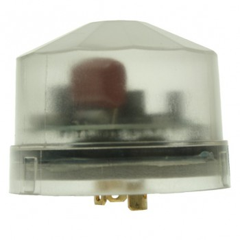 Electronic Dusk to Dawn Photocell Head Only