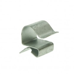 2-4mm / 12-14mm Cable Run Clips × 25
