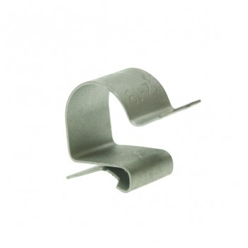 2-4mm / 19-24mm Cable Run Clips × 25