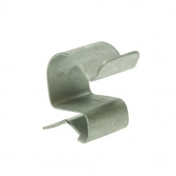 4-7mm / 15-18mm Cable Run Clips × 25