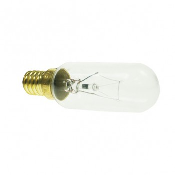 Small Edison Screw 240v 40 Watt Clear Cooker Hood Lamp