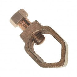 Niglon 14mm 5/8 Earth Rod Clamp