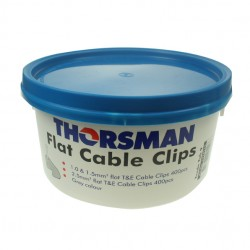 Thorsman Trade Tub 400 1.5mm and 400 2.5mm Cable Clips