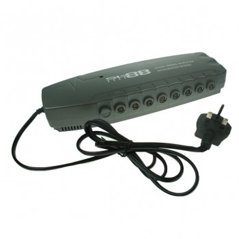 CED 8 Way TV Amplifier/Signal Booster