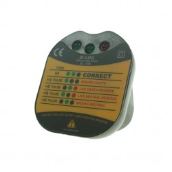 Di-LOG Socket Tester