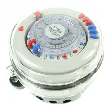 Timeguard 3 Pin Round Pattern Time Controller