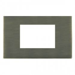 Hamilton Sheer CFX EuroFix Plates Antique Brass Double Plate c/w 3 EuroFix Apertures + Grid