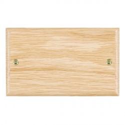 Hamilton Woods Ovolo Light Oak Double Plate