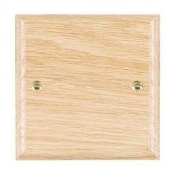 Hamilton Woods Ovolo Light Oak Single Plate