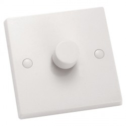 Hamilton Push On/Off Switch 1 Gang 5a