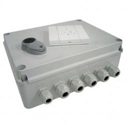 Wise Controls WiseDim Kit - 4 Channel, Style Switch & Remote