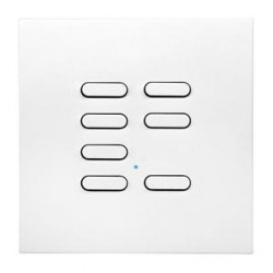Wise Controls Intense White 7 Channel Switch
