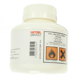 Univolt 250ml PVC Solvent Cement