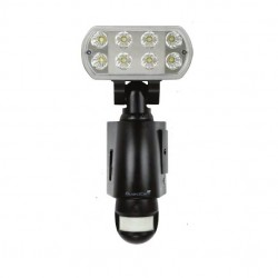 ESP GuardCam LED Security Floodlight with Camera, PIR and Voice Alert
