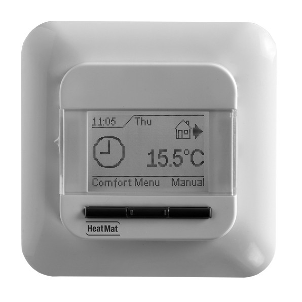 Heat Mat 16amp 3600w Programmable Underfloor Heating