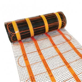 Heat Mat 200W/Metre² 1.0Metre² Underfloor Heating Mat