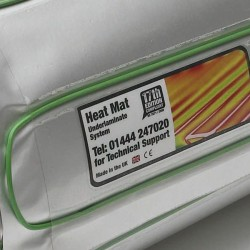 Heat Mat 6 Metre² of 6mm Decora Insulation
