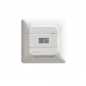 Heat Mat White Manual 3600W 16amp Thermostat