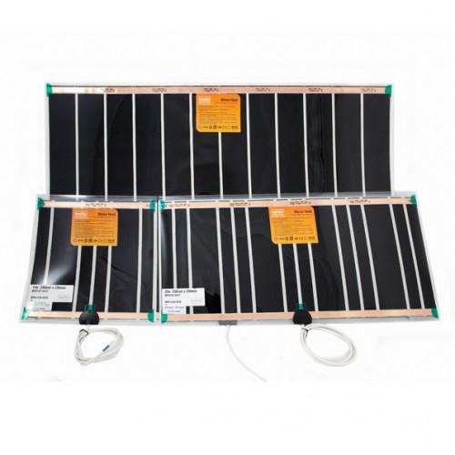 Mirror Heating System