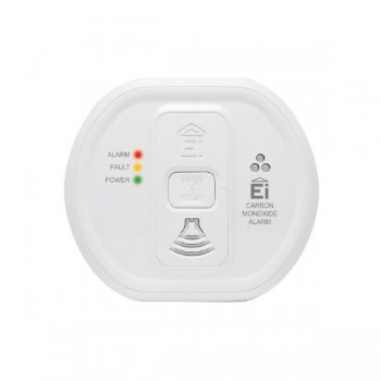 Aico Powered-for-Life Lithium Battery Carbon Monoxide Alarm with Memory