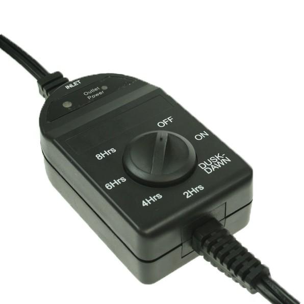 Phase Lighting 12v Dusk To Dawn Timer Unit Uk Electrical