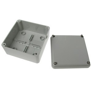 Gewiss 100x100x50mm Weatherproof Box Part 26