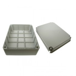 Gewiss 300x220x120mm Weatherproof Box