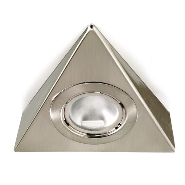 Aurora Lighting 12V G4 Pressed Steel Fixed Triangle