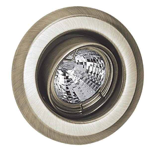 Mr16 Led Downlights Uk: Aurora Lighting 12V MR16 Pressed Steel Adjustable Halogen