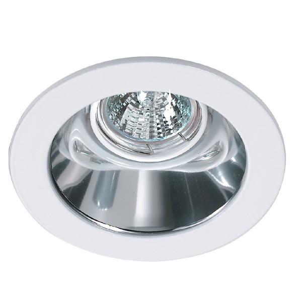 Mr16 Led Downlights Uk: Aurora Lighting 12V MR16 Pressed Steel Adjustable Recessed