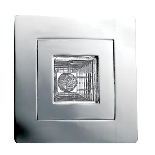 Aurora Lighting Au Dll551pc 12v Mr16 Aluminium Fixed