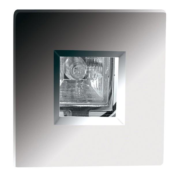 Mr16 Led Downlights Uk: Aurora Lighting 12V MR16 Aluminium IP65 Fixed Square