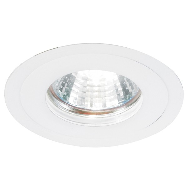 Mr16 Led Downlights Uk: Aurora Lighting 12V MR16 Pressed Steel IP65 Fixed Flush