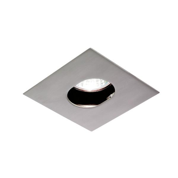 Mr16 Led Downlights Uk: Aurora Lighting 12V MR16 Pressed Steel Adjustable Square