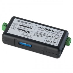 Aurora Lighting 60W DMX RGB Sub Controller