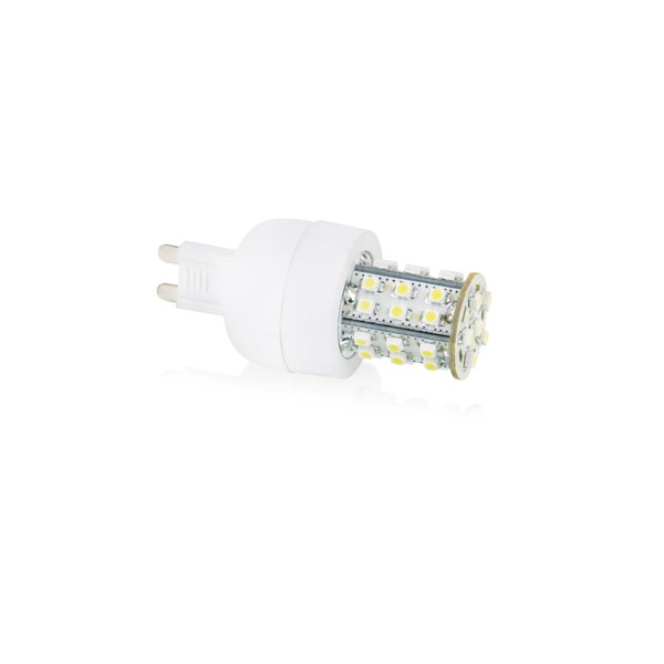 aurora lighting 240v g9 3w dimmable led lamp warm white at uk electrical supplies