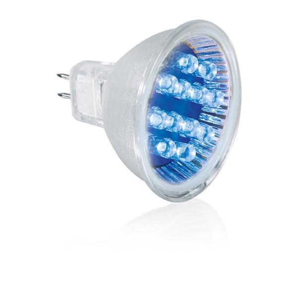 Mr16 Led Downlights Uk: Aurora Lighting 12V DC MR16 Constant Voltage LED Lamp Blue