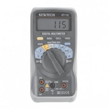 Kewtech KT115 Digital Multimeter