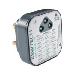 Kewtech KEWCHECK103 Mains Wiring Tester