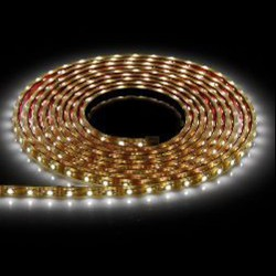Aurora Lighting 12V DC LED IP68 Single Colour Flexible LED Strip Light